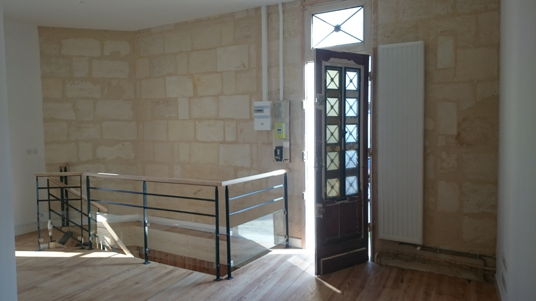 TLM Architecture - réalisation - Rénovation Maison Bègles
