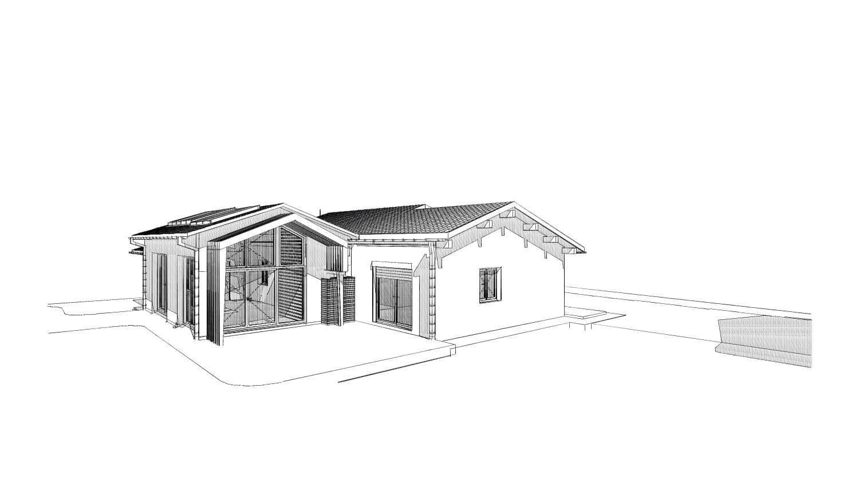 TLM Architecture - réalisation - Rénovation Maison Cestas