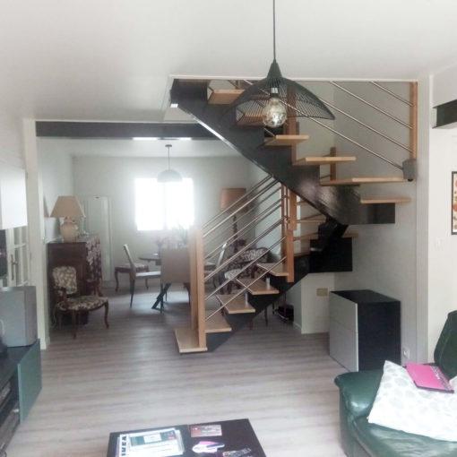 TLM Architecture - réalisation - Rénovation Maison Talence