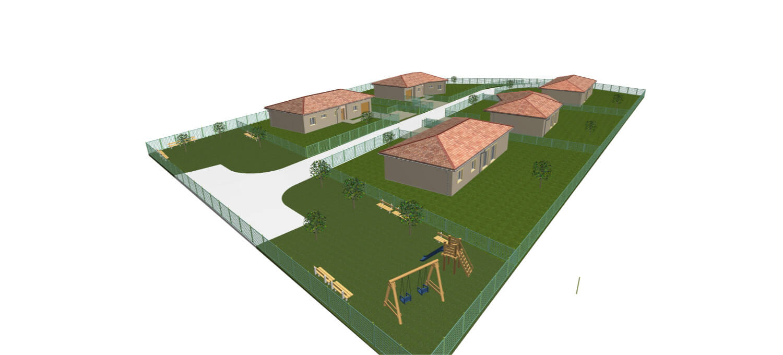 TLM Architecture - réalisation - saint médard de guizieres