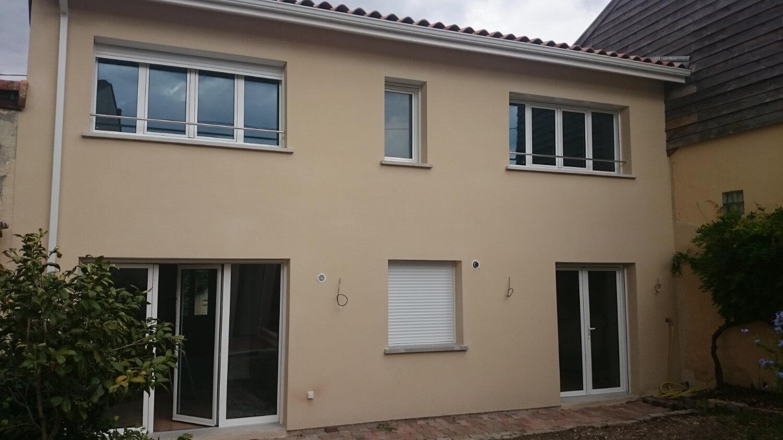 TLM Architecture - réalisation - Surélévation Maison Talence