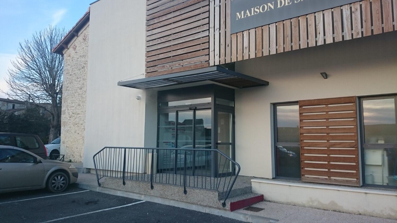 TLM Architecture - réalisation - Mason de la santé