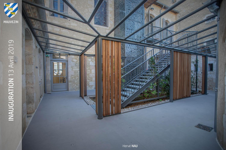 TLM Architecture - réalisation - Mairie Mauvezin